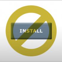 no-install